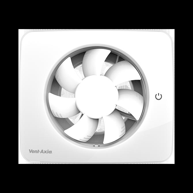 Smart Ventilation: Svensa van Vent-Axia